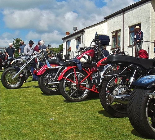 West cornwall motor show on 28 06 2015 peter thorne for Cross country motor club phone number