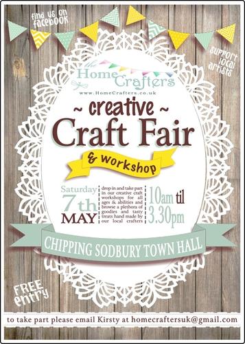 craft fair flyers free templates seatle davidjoel co