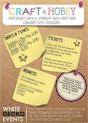 Craft Fair Cardiff City Stadium