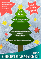 Christmas Craft Fairs Hertfordshire