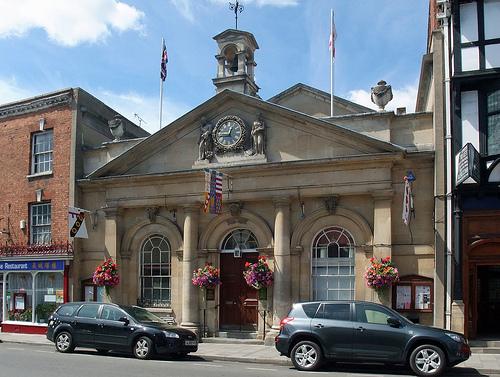 Tewkesbury Town Hall Craft Fair