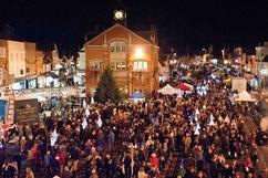 Christmas Craft Fairs Oxfordshire