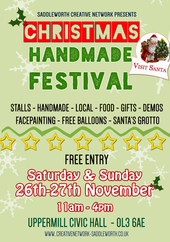 Christmas Craft Fairs North West