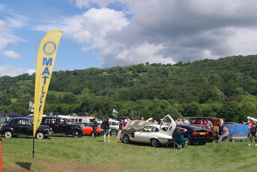 Cromford Meadows Car Show