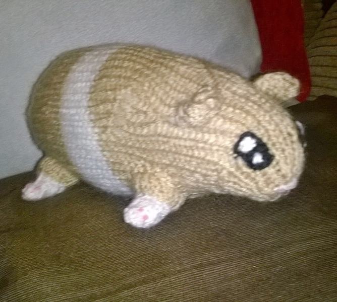 harry the hamster 5