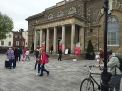 Craft Fairs Salisbury Guildhall