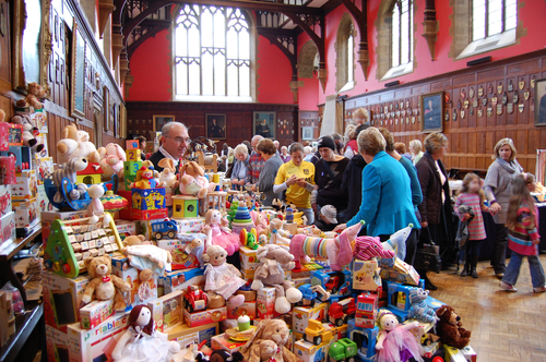 Radley College Craft Fair