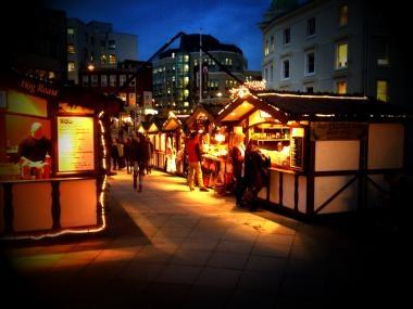 Brighton Christmas Market Gobsmacked Uk Ref 21621