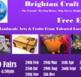 Brighton Craft Fair