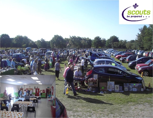 Car Boot Sale Cheltenham