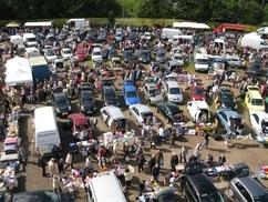 Elland Road Car Boot Sale