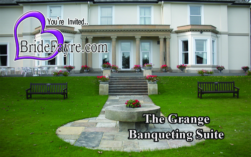 The Grange Banqueting Suite Wedding Fayre Bridefayre