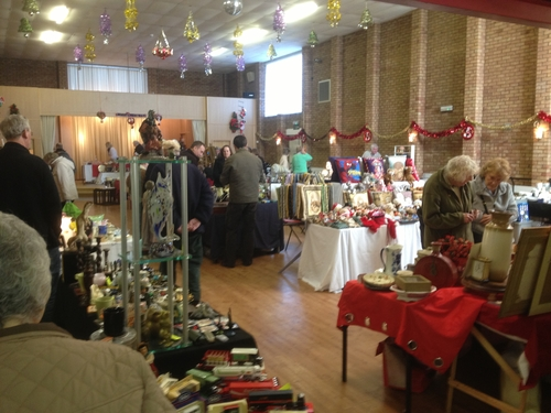 Art And Craft Fairs In Staffordshire