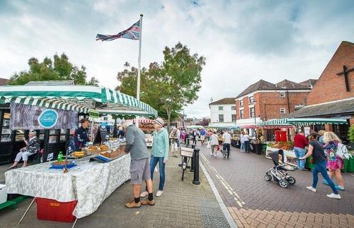 Hampshire Craft Fairs
