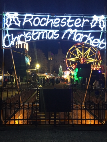 Rochester Christmas Market Medway Council Ref 32828 Stall Amp Craft Collective