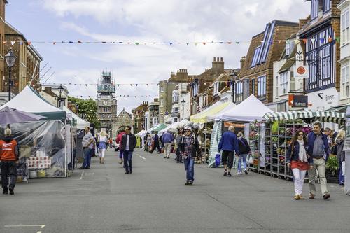 Lymington Market Lymington And Pennington Town Council