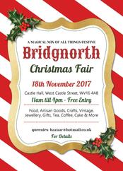 Christmas Craft Fairs Shropshire