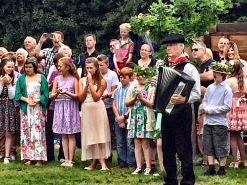 findon village summer revels  st john the baptist cofe