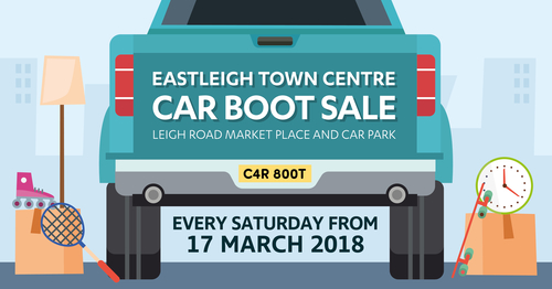 Car Boot Sale Eastleigh