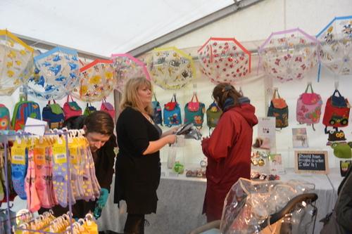 Knebworth Craft Fair