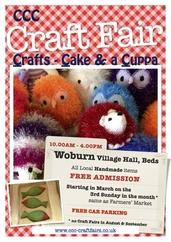 Weatherley Centre Biggleswade Craft Fair