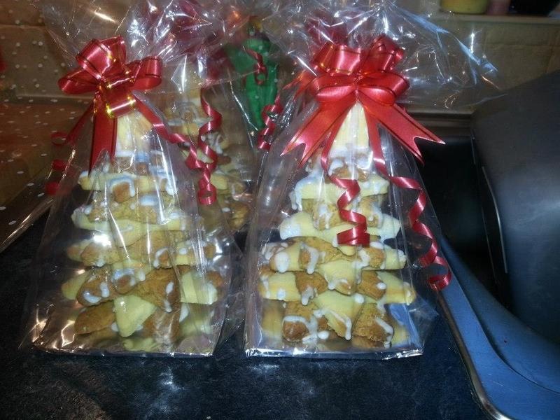 Shortbread Christmas Tree - #3346