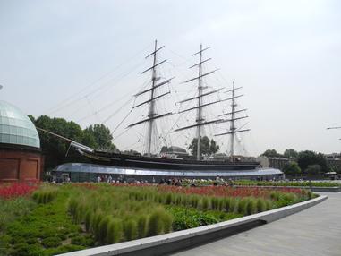 Greenwich Spring Festival May 2019 - Cutty Sark Gardens - Greenwich London