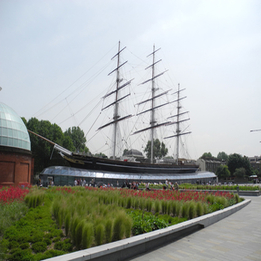 Greenwich Spring Festival May 2019 - Cutty Sark Gardens - Greenwich London