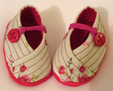 Wonderful Unique Handmade Childrens Slippers By Bagabeauty