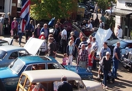 Stallholders Required For Herald Classic Car Show & Speciality Market In Alton Hampshire