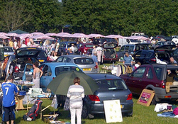 Stonham Barns Traditional Sunday Car Boot - The Friendliest Car Boot In Suffolk