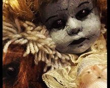 Stallholder Profile - Asylum of Broken Dolls - A Correctional Facility For The Wayward And Weird