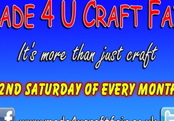Monthly Craft Fair, Hove, East Sussex, New Dates For 2015