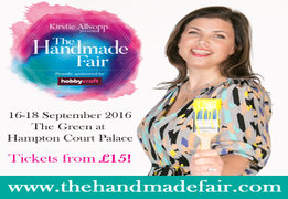 Kirstie Allsopp's The Handmade Fair - Exclusive Offer Via Stall & Craft Collective