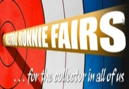Retro Ronnie Toy & Train Collectors Fairs Including Valuation Roadshows