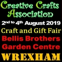 Craft and Gift Fair At Bellis Brothers Garden Centre Wrexham 2nd - 4th August