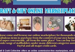 Please make Stall & Craft Collective Number One On Your List When Purchasing A gift For Christmas