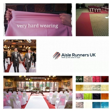 Stallholder Profile - Aisle Runners UK - Walk Up The Aisle In Style