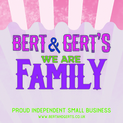 Bert & Gerts - Creative Craft Shows - London - Birmingham - Manchester - Glasgow