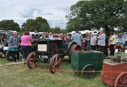 Biddenden Tractorfest & Country Fair 2015 - Kent - Back For The Third Year