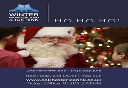 Stallholders Required For Exciting New Christmas Event In Essex - Massive Footfall In An Iconic Setting