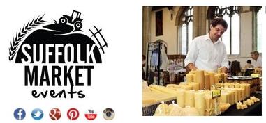 Suffolk Market Events - Bury St Edmund's -  Lavenham - Sudbury - Clare