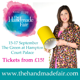 Exclusive Discount Code As This September Kirstie Allsopp And Her Team Of Experts Will Be Returning To Hampton Court Palace!