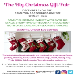 Do You Know About The Big Christmas Gift Fair In Brighton This December...?