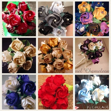 Stunning Collection Of Artificial Flowers, With A Twist - Carmel Chameleon