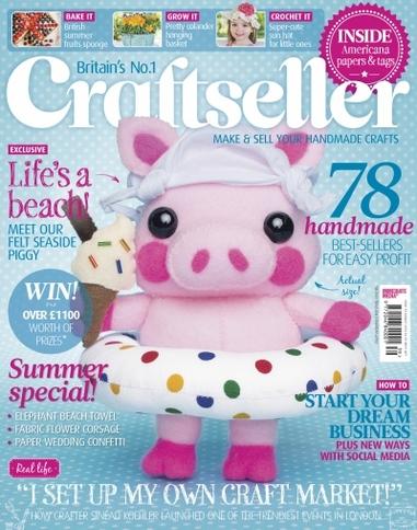 Advertisement Opportunity - Craftseller Magazine