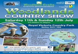 The Woodlands Country Show 2015 - Southampton - Packed With Exhibits, Activities & Entertainment For All