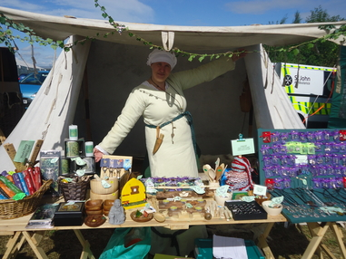 Stallholders -  Back In The Day Re-Enactment Furniture