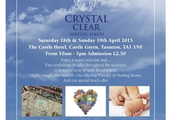 'A Carefully Put Together Array Of Craft And Holistic Stalls To Fill All Your Senses With Pleasure And Wonder'- Somerset