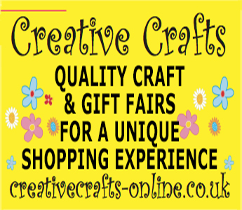 Crafts and Gifts Fair Haydock Park Racecourse - 21st to 22nd April